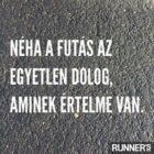 Néha a futás