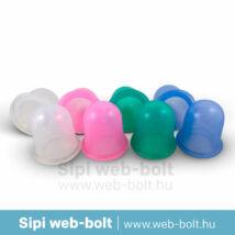 Anticellulitisz (narancsbőr ellen) szilikon köpöly 8 db-os