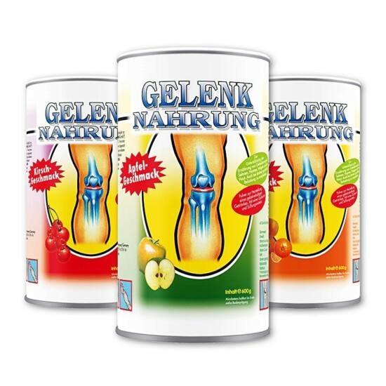 Gelenk Nahrung vanília ízű